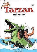 Harold Hal Foster TARZAN vol. 3  1933 - 1934 Planeta De Agostini 2007 R. Rudolph