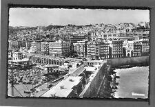 ALGERIA - ALGER. Vue générale et Boulevard Amiral-Pierre. 1940-50's