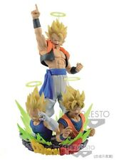 DRAGON BALL Z COM: GOGETA + VEGETA GOKU SS FIGURATION FIGURE NEW