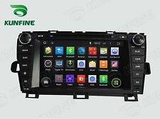 Quad Core Android 5.1 Car Stereo DVD Player GPS Navi for TOYOTA PRIUS LHD 09-13
