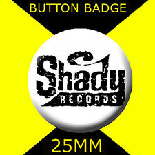 SHADY RECORDS -EMINEM -BUTTON BADGE 25MM/1 D PIN- GREAT GIFT FOR FAN #2