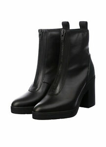 NEW ALEXANDER WANG for H&M BLACK ANKLE BOOTS SIZE EU 40/US 8.5/UK 6.5