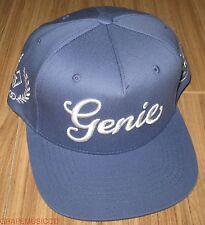 GIRLS' GENERATION SMTOWN COEX Artium OFFICIAL GOODS GENIE BLUE SNAPBACK CAP HAT