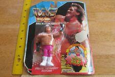 WWF Brutus Beefcake Hasbro 1990 wrestling figure MOC