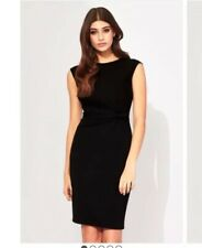 Lipsy Dress Size 8 Black