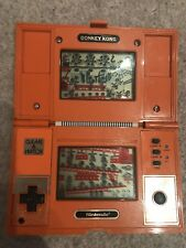Rare Nintendo Donkey Kong Game And Watch