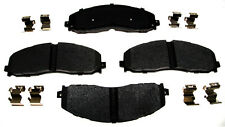 Disc Brake Pad Set fits 2013-2019 Ford F-250 Super Duty,F-350 Super Duty F-450 S