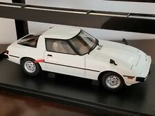 AutoArt MAZDA Savanna RX-7 SA 1/18 75982 Aurora White NEW in Box