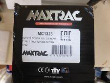 MAXTRAC MC1323  REAR COIL SPRING TOYOTA CELICA 1.8/2.0 12/90-12/94