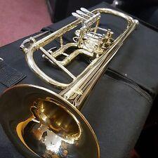 Berkeley Profession Bb Rotary Valves Trumpet