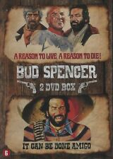 Bud Spencer : A reason to live, a reason to die & It can be done amigo (2 DVD)