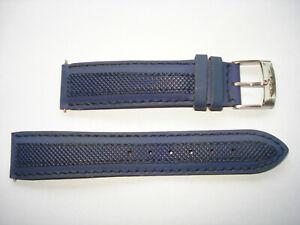 bracelet montre SECTOR logo gravé - 20 mm - bon état