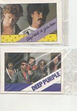 1985 Thomas designs Deep purple/Oats Hall/Oats(lot2 sealed pack