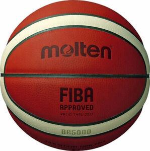 BG5000 FIBA OFFICIAL BASKETBALL **B7G5000/B6G5000**