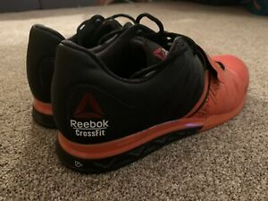 Mens Reebok CrossFit Weightlifting Trainers Shoes Size 9