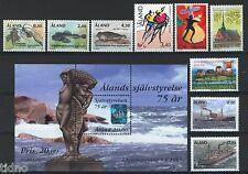 Aland (Åland) 1997, Year set in pristine MNH condition, Mi cat 23,6€