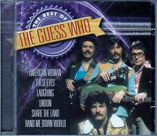 The Guess Who: the Best of the Guess Who/CD-Top-stato