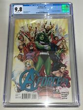 A-Force #1 CGC 9.8 1st Appearance