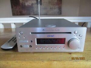 Cambridge Audio One DX1 Mini HiFi System