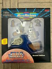 STAR WARS Micro Machines REBEL FORCES GIFT SET Second Edition 1995 MISB SEALED!