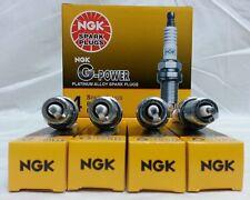 NGK JAPAN ZFR5FGP SPARK PLUG PLATINUM POWER 4-PEICES (7098)