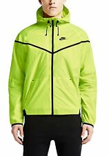 Nike Mens Tech Aeroshield Windrunner Jacket - 2Xl (Yellow/Black)