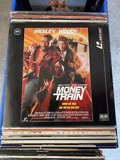 Money Train Laserdisc LD deutsch