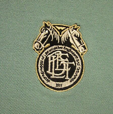TEAMSTERS union logo med retro polo shirt International Brotherhood embroidery