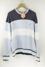 ea3f1ecba5e RARE VINTAGE YSL Mens YVES SAINT LAURENT Sweatshirt PULLOVER Sweater XL P87