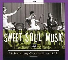 Sweet Soul Music: 1969 (2010, CD NEUF)