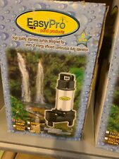 Brand New EasyPro TH150 3100GPH Pond & Waterfall Pump