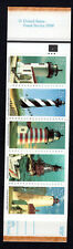 2470-74 - Lighthouses Complete Bkt171 P#4 Four Panes MNH-VF
