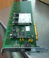 Multi-Tech MultiModemISI ISI5634UPCI/4 Data/Fax Modem PCI 1x RJ-45 56Kbps *