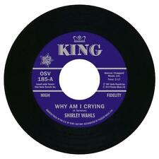 SHIRLEY WAHLS Why Am I Crying / That's How NEW NORTHERN SOUL 45 60s (OUTTA SIGHT
