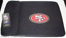 "NFL NWT LAPTOP CASE/SLEEVE 13""-15""- SAN FRANCISCO 49ERS"