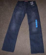 NEW Levis 514 gray black Slim fit Straight leg jeans boy sz 16 regular 28 x 28