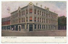 Y.M.C.A. Building Moncton N.B.