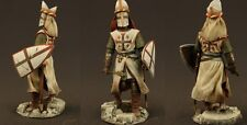 Tin toy soldiers ELITE painted 54 mm medieval warrior