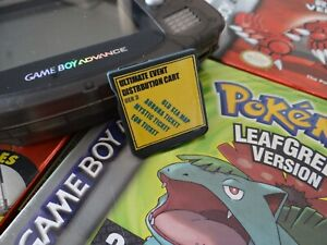 Ultimate Pokemon Event Distribution Cart (EON TICKET+) -  FireRed LG/R/S/Emerald