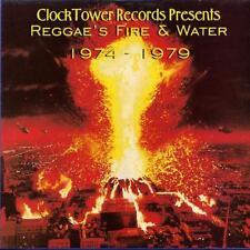 Reggae's Fire & Water 1974-1979 - Rare Reggae Compilation On Vinyl - NEW!