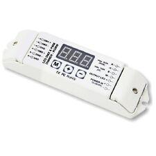 LTECH BC-834 LED Controller Decoder PWM PWMx4 DMX 512 1990 Stripe RGBW 4 Kanal