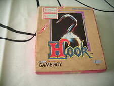>> HOOK EPIC SONY ACTION GAMEBOY GAME BOY JAPAN BRAND NEW OLD STOCK! <<