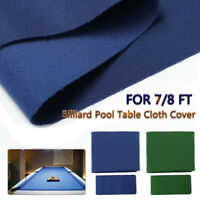 Nylon Snooker Table Felt Accessories Billiard Pool Table Cloth Pool Table Cover