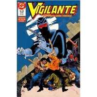 Vigilante (1983 series) #48 in Near Mint minus condition. DC comics [*vj]