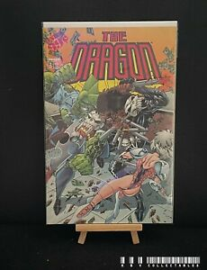 Image The Dragon Issue 1 (1996) Bagged & Boarded