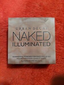 Urban Decay Naked Illuminated Shimmering Powder AURA NIB