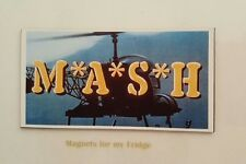 MASH TV SERIES FRIDGE MAGNET - M258