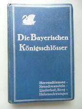 Bayerischen Königsschlösser Herrenchiemsee Neuschwanstein Linderhof Berg ....