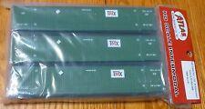 Atlas HO #20003008 CIMC 53' Cargo Container 3-Pack - Master(R) -- TMX Set #1
