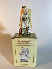 1992 International Santa Claus Collection Christkindl Germany Angel Figure Sc08